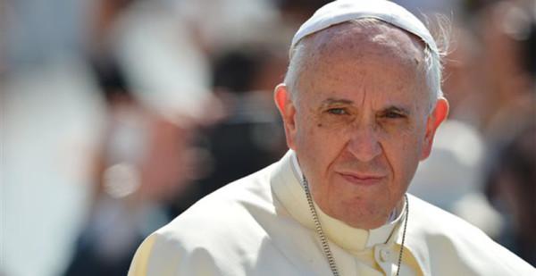 You are currently viewing Εξαιρετικό μήνυμα του Πάπα Φραγκίσκου – Διαβάστε το!!!
