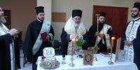 Ορεστιάδα: Αγιασμό στο Πρωτοδικείο τέλεσε ο μητροπολίτης Διδυμοτείχου
