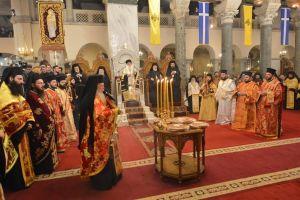 Ο Δημητριάδος Ιγνάτιος στον Αγιο Δημήτριο Θεσσαλονίκης: «Όσο υπάρχει η Θεσσαλονίκη, θα υπάρχει η Ελλάδα- Ας κρατήσουμε ενωμένο το λαό μας με συνοχή»