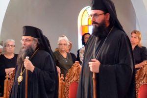 Νέοι μητροπολίτες Θεσσαλονίκης και Δημητριάδος εξελέγησαν από τους Γ.Ο.Χ.