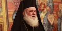 """Ατυχής πολιτική παρέμβαση  Αρχιεπισκόπου: """"Να βάλουμε όλοι μας τις πλάτες ενωμένοι"""""""