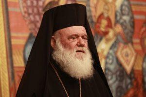 """Ατυχής """"πολιτική"""" παρέμβαση  Αρχιεπισκόπου: """"Να βάλουμε όλοι μας τις πλάτες ενωμένοι"""""""