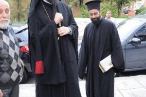 Αγιασμός Σχολής βυζαντινής μουσικής της Ι.Μητρόπολη Νέας Ιωνίας και Φιλαδελφείας