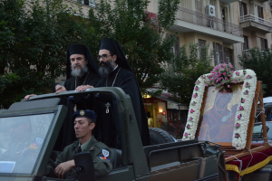 Την Παναγία Ελεούσα υποδέχθηκε η Θεσσαλονίκη
