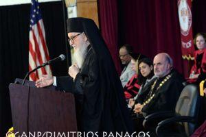 Ανέλαβε τα καθήκοντά του ο νέος Πρόεδρος του Ελληνικού Κολλεγίου και της Θεολογικής του Τιμίου Σταυρού Βοστώνης