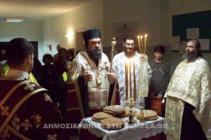 Τίμησαν τον Όσιο Χριστόδουλο στις Σέρρες