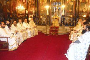 Η αρχαιοτέρα Θεία Λειτουργία στην  Mητρόπολη Σπάρτης