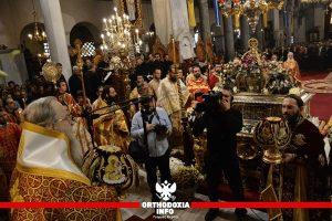 Πανηγυρικός εορτασμοί για τον ελευθερωτή της Θεσσαλονίκης