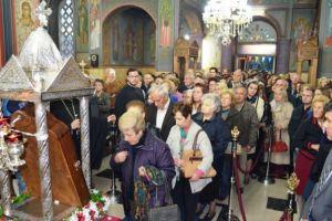 Την Παναγία Ελώνα υποδέχθηκε ο λαός της Τρίπολης στην επιστροφή για την έδρα της