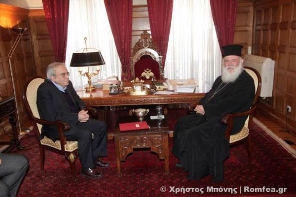 """You are currently viewing Καταπέλτης ο Αρχιεπίσκοπος για το  Τζαμί: """"Κύριε Υπουργέ προσέξτε, σας ετοιμάζουν μία έκπληξη"""