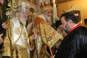 Μέγας Άρχων της Εκκλησίας της Κρήτης ο πρώην υφυπουργός Β. Κεγκέρογλου