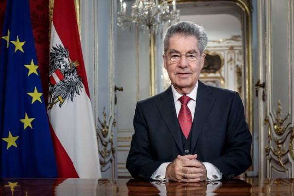 Ο Πρόεδρος της Αυστρίας στον Αρχιεπίσκοπο Κύπρου