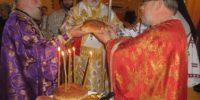 Πρώτη Αρχιερατική Θ.Λειτουργία στην ενορία Αγίας Αικατερίνης Αμστερντάμ (ΦΩΤΟ)
