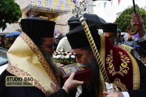 202 χρόνια από το μαρτύριο του Αγίου Αγγελή του Αργείου