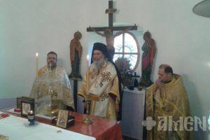 Κατανυκτική Θεία Λειτουργία στον Άγιο Γεώργιο Αδριανουπόλεως