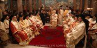 Πατριαρχική και συνοδική Θεία Λειτουργία στη μνήμη της Αγίας Αικατερίνης στην Αλεξάνδρεια
