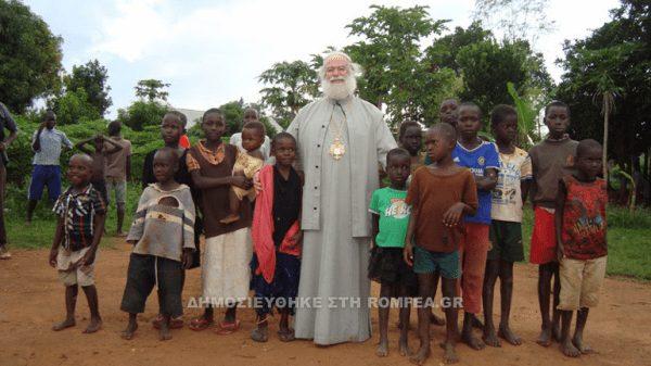 You are currently viewing Ο  Πατριάρχης Αλεξανδρείας στην Βόρεια Ουγκάντα