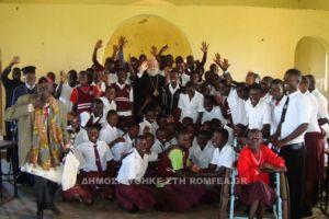 Ο Πατριάρχης Αλεξανδρείας στο πλευρό των φτωχών χριστιανών της Βορείου Ουγκάντας