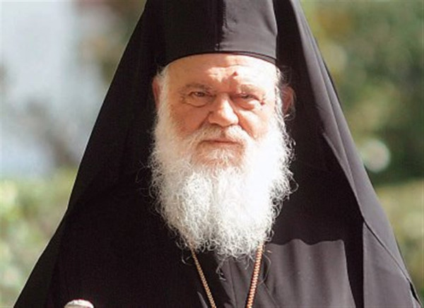 """Αρχιεπίσκοπος Ιερώνυμος: """"Αποτρόπαιο έγκλημα, που πλήττει τα ιδανικά της δημοκρατίας"""""""