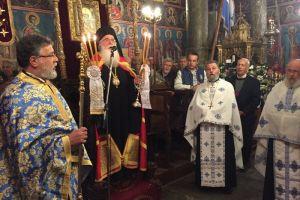 Με διπλό εορτασμό η Σύναξη των Παμμεγίστων Ταξιαρχών στην Μητρόπολη Δημητριάδος