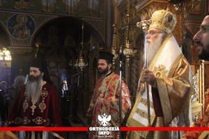 Επίσκοπος Μεθώνης Κλήμης: Στην Εκκλησία ασχολούμαστε με το «εμείς» και όχι με το «εγώ»– Σ.Σ. Μάλλον το ανάποδο ισχύει Θεοφιλέστατε…