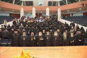 Παμπελοποννησιακό Μοναστικό Συνέδριο στην Ι.Μ. Πατρών