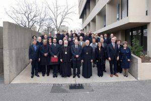 Συνεδρίαση Μητροπολιτικού Συμβουλίου στην Ι.Μ. Τορόντο