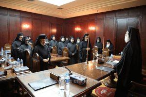 Ολοκληρώθηκαν οι εργασίες της Ι. Συνόδου του Πατριαρχείου Αλεξανδρείας