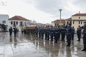 Δοξολογία για την ημέρα των Ενόπλων Δυνάμεων στην Καλαμάτα