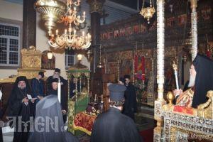 Η Χοροστασία του Οικουμενικού Πατριάρχη στο Μετόχι του Παναγίου Τάφου