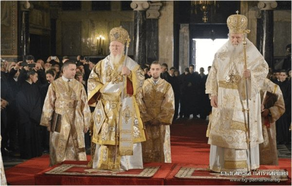 "You are currently viewing Οι Βούλγαροι… ""εκίνησαν την πτέρναν κατά του ευεργέτου"" του Οικουμενικού Πατριαρχείου  επειδή  τους ζήτησε τα κλεμμένα"