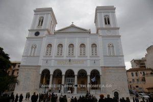 Ήχησαν και πάλι χαρμόσυνα οι καμπάνες της Παντανάσσης στην Πάτρα (ΦΩΤΟ)