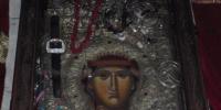 Αντίγραφο εικόνας της Πολιούχου της Σκιάθου δώρισαν σε ναό στο Newport