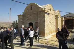 Κύπρος: Σώθηκε από την κατάρρευση ο Προφήτης Ηλίας