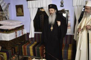 """Το μουσείο  """"Πατριάρχης Θεόκτιστος"""", στο Μποτοσάνι  επισκέφθηκε ο  Πατριάρχης Ρουμανίας Δανιήλ"""