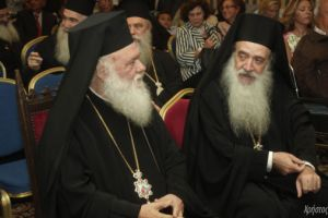 Στη Σάμο ο Αρχιεπίσκοπος Ιερώνυμος