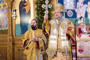 Στο Βόλο εόρτασε τα 25 χρόνια Αρχιερατείας ο  Μητροπολίτης Σεβαστείας Δημήτριος