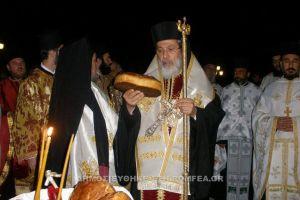 Εορτή του Αγίου Μηνά στην Ι.Μ. Σιδηροκάστρου