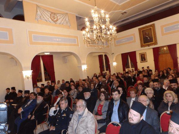 Ο αποκρυφισμός στο επίκεντρο των χθεσινών συνεδριών της ΚΖ΄Πανορθοδόξου Συνδιάσκεψης