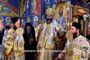 Εορτή Οσίου Ιωαννικίου και Αγίου Γεωργίου Καρσλίδη στο Σοχό