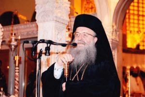 """Θεσσαλονίκης  Άνθιμος: """"Το Ισλάμ κάλυψε το κενό της αθεΐας στην Ευρώπη"""""""