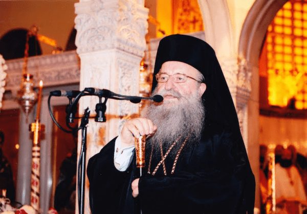 "You are currently viewing Θεσσαλονίκης  Άνθιμος: ""Το Ισλάμ κάλυψε το κενό της αθεΐας στην Ευρώπη"""