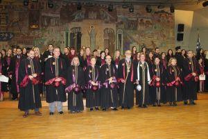 Ορκομωσία νέων πτυχιούχων στη Θεολογική Σχολή της Θεσσαλονίκης
