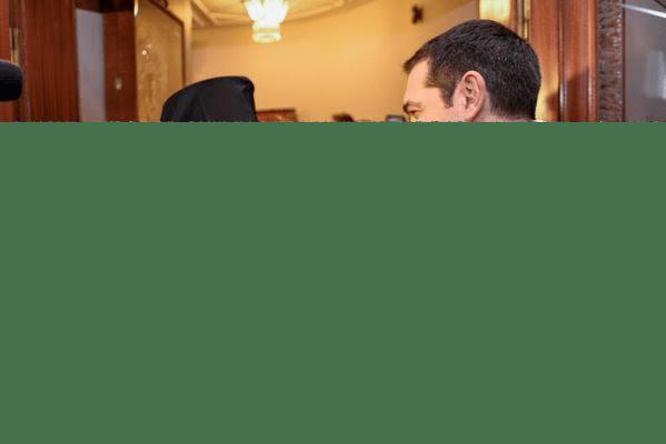 Ο Πρωθυπουργός Αλέξης Τσίπρας στο Φανάρι, στον Οικουμενικό Πατριάρχη