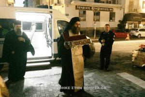 Μεγίστη ευλογία για το Βόλο η έλευση του Λειψάνου του Αγίου Χαραλάμπους