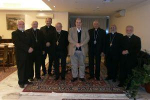 H Καθολική Ιεραρχία της Ελλάδος στον Υπουργό Παιδείας και Θρησκευμάτων