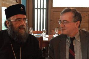 Οι Χριστιανοί στην Μ. Ανατολή στο επίκεντρο της συζήτησης Γεροντόπουλου- Μητροπολίτη Αρκαδίας Λιβάνου