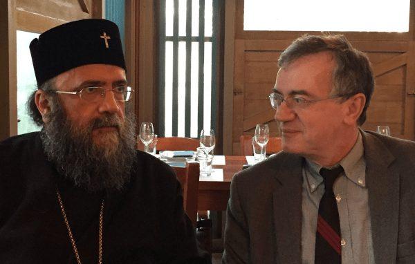 You are currently viewing Οι Χριστιανοί στην Μ. Ανατολή στο επίκεντρο της συζήτησης Γεροντόπουλου- Μητροπολίτη Αρκαδίας Λιβάνου