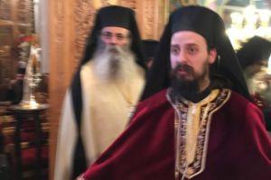 Αρχιμ. Καλλίνικος Γεωργακόπουλος: ένας φέρελπις κληρικός, τρίτης γεννιάς.