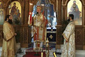 Εορτή του Αγίου Στεφάνου στην Ι.Μ. Χαλκίδος